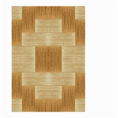 Texture Surface Beige Brown Tan Small Garden Flag (two Sides)