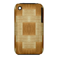 Texture Surface Beige Brown Tan iPhone 3S/3GS