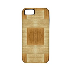 Texture Surface Beige Brown Tan Apple Iphone 5 Classic Hardshell Case (pc+silicone)