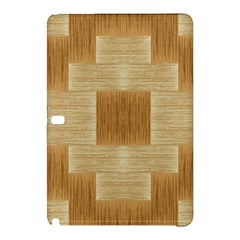 Texture Surface Beige Brown Tan Samsung Galaxy Tab Pro 10 1 Hardshell Case