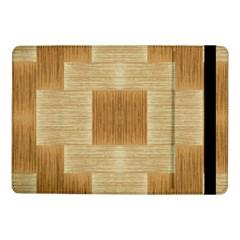 Texture Surface Beige Brown Tan Samsung Galaxy Tab Pro 10 1  Flip Case