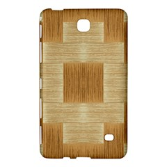 Texture Surface Beige Brown Tan Samsung Galaxy Tab 4 (7 ) Hardshell Case