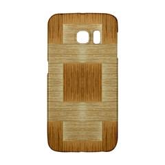 Texture Surface Beige Brown Tan Galaxy S6 Edge