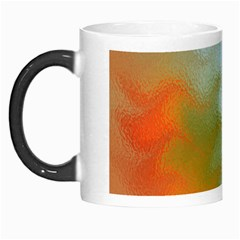 Texture Glass Colors Rainbow Morph Mugs