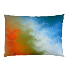 Texture Glass Colors Rainbow Pillow Case (Two Sides)
