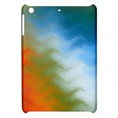 Texture Glass Colors Rainbow Apple Ipad Mini Hardshell Case