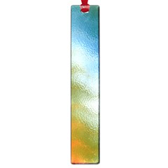 Texture Glass Colors Rainbow Large Book Marks