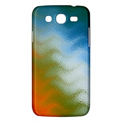 Texture Glass Colors Rainbow Samsung Galaxy Mega 5 8 I9152 Hardshell Case
