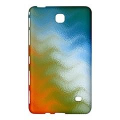 Texture Glass Colors Rainbow Samsung Galaxy Tab 4 (7 ) Hardshell Case