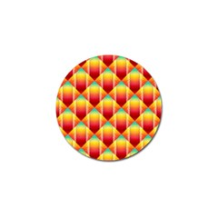 The Colors Of Summer Golf Ball Marker (4 pack)