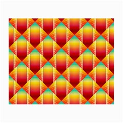 The Colors Of Summer Small Glasses Cloth (2-Side)