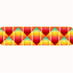 The Colors Of Summer Large Bar Mats