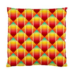 The Colors Of Summer Standard Cushion Case (One Side)