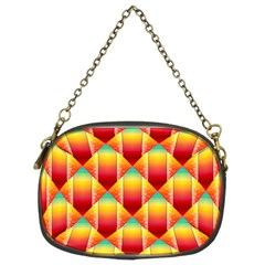 The Colors Of Summer Chain Purses (Two Sides)