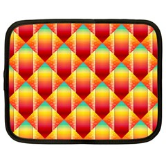 The Colors Of Summer Netbook Case (xl)