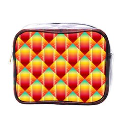 The Colors Of Summer Mini Toiletries Bags