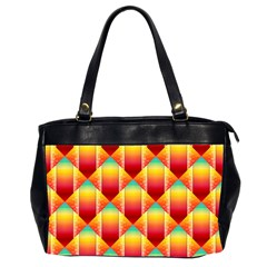 The Colors Of Summer Office Handbags (2 Sides)