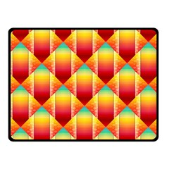 The Colors Of Summer Fleece Blanket (Small)