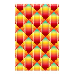 The Colors Of Summer Shower Curtain 48  x 72  (Small)