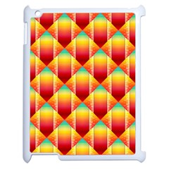 The Colors Of Summer Apple Ipad 2 Case (white)