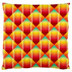 The Colors Of Summer Large Cushion Case (One Side)