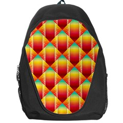 The Colors Of Summer Backpack Bag