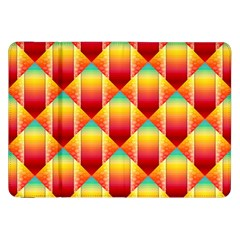 The Colors Of Summer Samsung Galaxy Tab 8.9  P7300 Flip Case