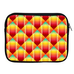 The Colors Of Summer Apple Ipad 2/3/4 Zipper Cases