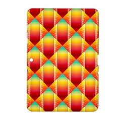 The Colors Of Summer Samsung Galaxy Tab 2 (10 1 ) P5100 Hardshell Case