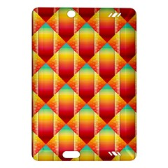 The Colors Of Summer Amazon Kindle Fire Hd (2013) Hardshell Case