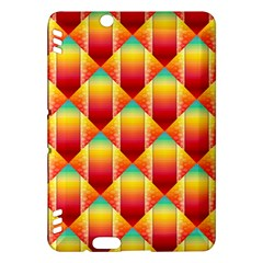 The Colors Of Summer Kindle Fire Hdx Hardshell Case