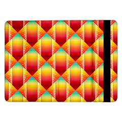 The Colors Of Summer Samsung Galaxy Tab Pro 12 2  Flip Case