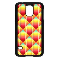 The Colors Of Summer Samsung Galaxy S5 Case (black)