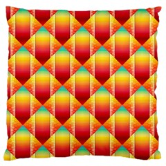 The Colors Of Summer Standard Flano Cushion Case (two Sides)