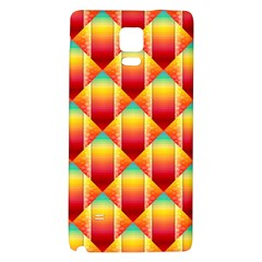 The Colors Of Summer Galaxy Note 4 Back Case