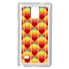 The Colors Of Summer Samsung Galaxy Note 4 Case (White)