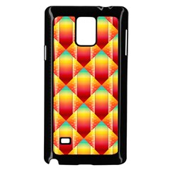 The Colors Of Summer Samsung Galaxy Note 4 Case (black)