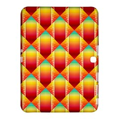 The Colors Of Summer Samsung Galaxy Tab 4 (10.1 ) Hardshell Case