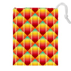 The Colors Of Summer Drawstring Pouches (XXL)