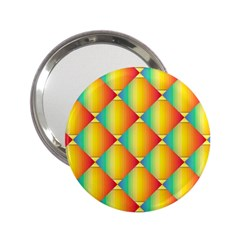 The Colors Of Summer 2.25  Handbag Mirrors