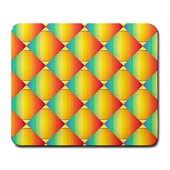 The Colors Of Summer Large Mousepads