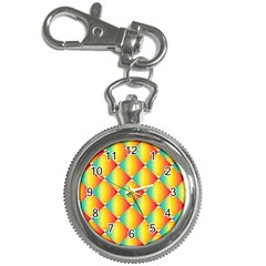The Colors Of Summer Key Chain Watches