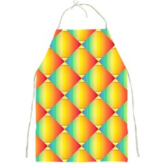 The Colors Of Summer Full Print Aprons