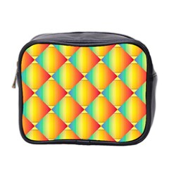 The Colors Of Summer Mini Toiletries Bag 2-Side