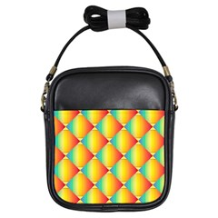 The Colors Of Summer Girls Sling Bags