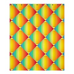 The Colors Of Summer Shower Curtain 60  x 72  (Medium)