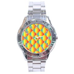 The Colors Of Summer Stainless Steel Analogue Watch