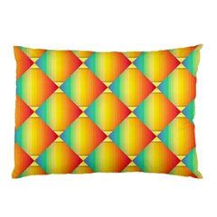 The Colors Of Summer Pillow Case (Two Sides)