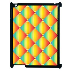 The Colors Of Summer Apple iPad 2 Case (Black)