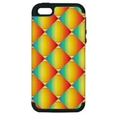 The Colors Of Summer Apple Iphone 5 Hardshell Case (pc+silicone)